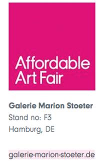 Affordable Art Fair (AAF) Hamburg