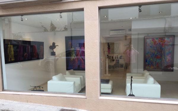Ausstellung bei ARTE CASA GALLERY
