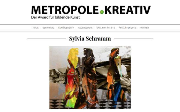 Metropole Kreativ Award