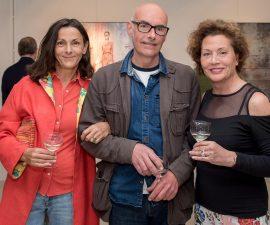 Susanna Steinwehe, Objektkünstler Roberto Spadoni und Barbara Friedrich
