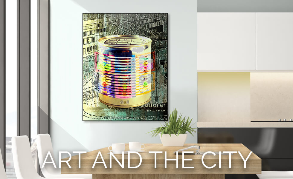 ART 'AND THE CITY