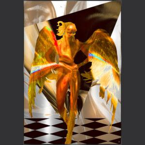 ANGELIC SCENE