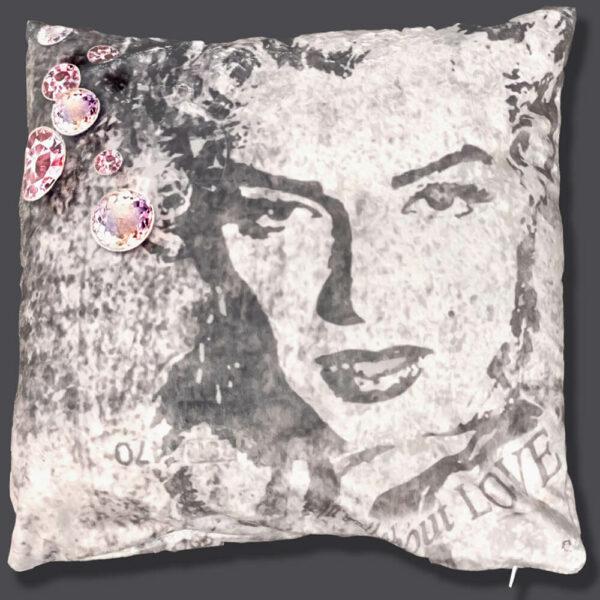 Kissen - Marilyn